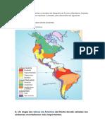 Tarea 2 de Geografia de America y El Caribe