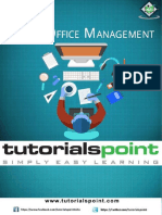 Front Office Management Tutorial