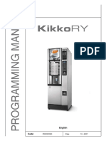 Manual Programare Kikko Ry Espresso - Instant - 220 Volt - 50 Hz (1)