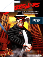 Street Wars - UK Manual - PC