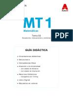 BACH 1º Matem. I-solucionario VicensVives-U.02
