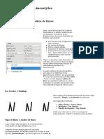 Ayuda_ Manual Linesstyles - Scribus Wiki
