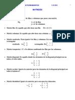 1. Matrices
