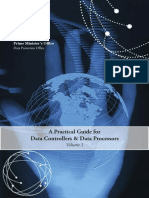 A Practical Guide for Data Controllers & Processors