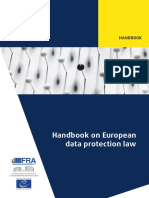 Fra 2014 Handbook Data Protection Law 2nd Ed En