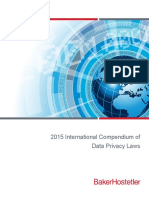 International Compendium of Data Privacy Laws