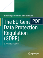 The EU GDPR_A Practical Guide_Paul Voigt
