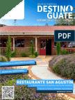 Revista Destino Guate Vol1 2016
