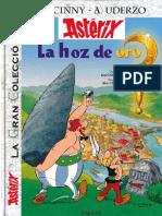 Asterix La Gran Coleccion 02 - La Hoz de Oro