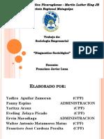Universidad Evangélica Nicaragüense – Martin Luther King JR