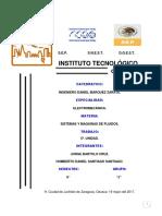 Unidad 5 Sistemas y Maquinas de Fluidos.