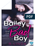 Bailey and the Bad Boy (Scandal - R. Linda
