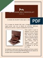 La Maison Du Chocolat Atp