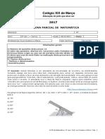 1ªpp Matemática 2º Ano Gustavo Flávio