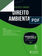 #Coleção Sinopses para Concursos - V.30 - Direito Ambiental (2017) - Frederico Amado.pdf