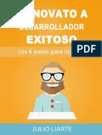 De Novato a Desarrollador Exitoso - Julio Liarte.pdf