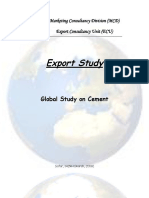 2008-ES-Global Study on Cement