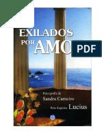Exilados Por Amor (psicografia Sandra Carneiro - espirito Lucius).pdf