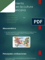 El Pensamiento Filosófico en La Cultura Mesoamericana