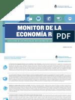 Monitor de la Economía Real - Enero 2018