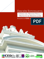 Codigo Del Proceso Penal 1432 - CED