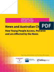 How Young People Access Perceive and Are Affected by the News