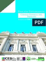 Codigo General Del Proceso - CED