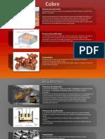 Presentación metales