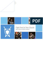 Fight Porn in Your Church 2016