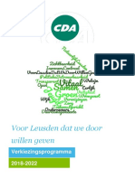 CDA Leusden Programma GR2018_2018-2022 (1)