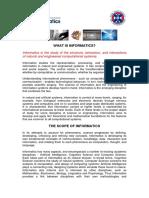 what is informatics.pdf