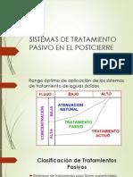 Sistema de Tratamiento Pasivo