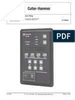 MP-3000 Motor Protection Relay