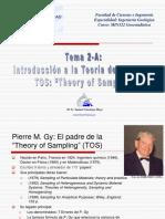 Teoría del muestreo