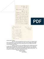 John Henry Newmans Letter on Sr. Mary Dominica's Death