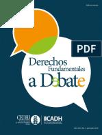 Derechos Fundamentales a Debate No. 01 CEDHJ