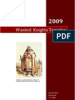 Wanted Knights Templar (Public)