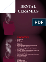 Dental Ceramics