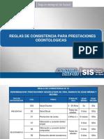 Reglas de Consistencia - Salud Bucal