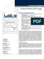 RBC Economic and Financial Market Outlook 2010