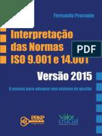 Interpretação Das Normas Iso 9.001 e 14.001 Versão 2015