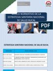 Marco Normativo Esn Salud Bucal