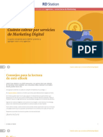 eBook Cuanto Cobrar Por Servicios de Marketing Digital