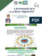 Presentación- Salud Bucal