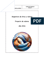 Guia Etica Grado Sexto Unidad 1 Año 2015