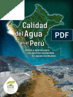 Calidad de Agua en El Perú