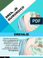 Drenaje quirúrgico.pptx