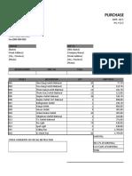 Activity 1 Final Budgetary Estimate