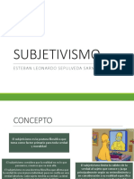 Subjetivismo Esteban (2)