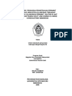 Contoh Proposal Kolaborasi PerawatDokter